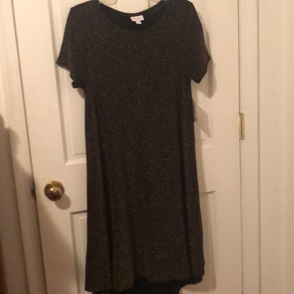 LuLaRoe Dresses & Skirts - Elegant LulaRoe Carly